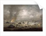 The Tanks Go In, Sword Beach by Richard Willis