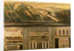 Topographical View of Wilton, c.1710 by Leonard Knyff