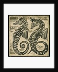 Sea-Horse by William De Morgan