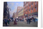 Buchanan Street in 1910 by William Ireland