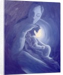 God the Father loves us as His children with a tender and unfailing love, 2000 by Elizabeth Wang