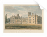 Northamptonshire by John Buckler