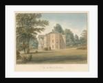 Middlesex - Hampton - Garrick's Villa, 1831 by John Buckler