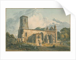 Oxfordshire - St. Peter's and St. Paul's Church, 1802 by John Buckler