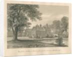 Worcestershire - Hanbury - Meer Hall by John Buckler