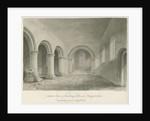 Interior of Armitage Church by John Buckler