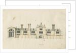 Blithfield Hall by Stebbing Shaw