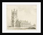 Burslem - St. Paul's Church by Thomas Peploe Wood