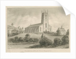 Cheadle Church by George Buckler