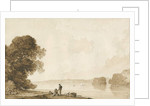 Chillington Park - Pool by Thomas Peploe Wood