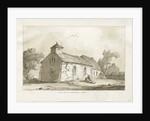 Coppenhall Church by Thomas Peploe Wood