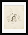 Dudley Castle - The Keep by Thomas Peploe Wood