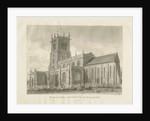 Eccleshall Church by John Buckler