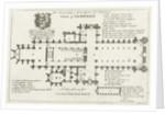 Lichfield Cathedral - Ground Plan by School English