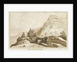 Kinver Edge - 'Megs Foxhole' by Thomas Peploe Wood