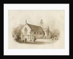 Great Haywood Chapel by Thomas Peploe Wood