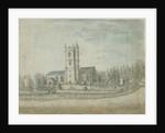 Handsworth Church by School English
