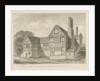 Dimsdale Old Hall by John Buckler