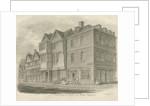 Stafford - Maid's Head Inn by John Buckler