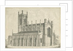 Rugeley Church by John Robert Fernyhough