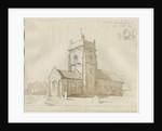 Stafford - St. Chad's Church by Thomas Peploe Wood