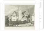 Standon Hall by Thomas Peploe Wood
