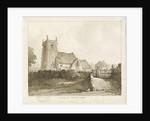 Bucknall Church by Thomas Peploe Wood