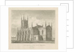 Stoke-upon-Trent Church by John Buckler