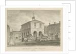 Stoke-upon-Trent - Market House by John Buckler