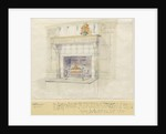 Tittensor - Fireplace from Manor House by School English
