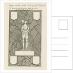 Stone - Brass figure by John Robert Fernyhough
