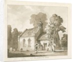 Stretton Church by Thomas Peploe Wood