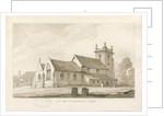 Swynnerton Church by Thomas Peploe Wood