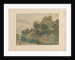 Tamworth Castle by School English