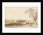 Tettenhall - Distant View from South East by Thomas Peploe Wood