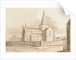 Wolverhampton - St. Mary's Church by Henry James Noyes