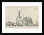 Uttoxeter Church [New] by School English