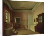 Grand Interior by Russian School