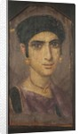 Portrait of a young lady, from Fayum, 2nd century AD by Roman Period Egyptian
