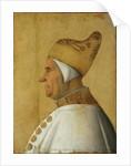Giovanni Mocenigo Doge of Venice by Gentile Bellini