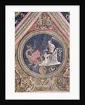 Saturn by Pietro Perugino