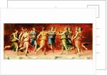 Dance of Apollo with the Nine Muses by Baldassarre Peruzzi