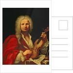 Portrait of Antonio Vivaldi by Italian School