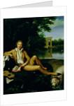 Portrait of Camillo Borghese by Bernardino Nocchi