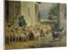 Return to the Sheepfold by Albert Heinrich Brendel