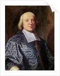 Portrait of Jacques Benigne Bossuet by Hyacinthe Francois Rigaud