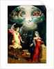 The Annunciation by Benvenuto Tisi da Garofalo