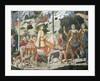 """Lorenzo de' Medici, """"the Magnificent"""", as one of the Three Kings by Benozzo di Lese di Sandro Gozzoli"""