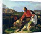 Guiseppe Garibaldi by Vincenzo Cabianca