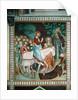 The Entry of Christ into Jerusalem by Barna da Siena